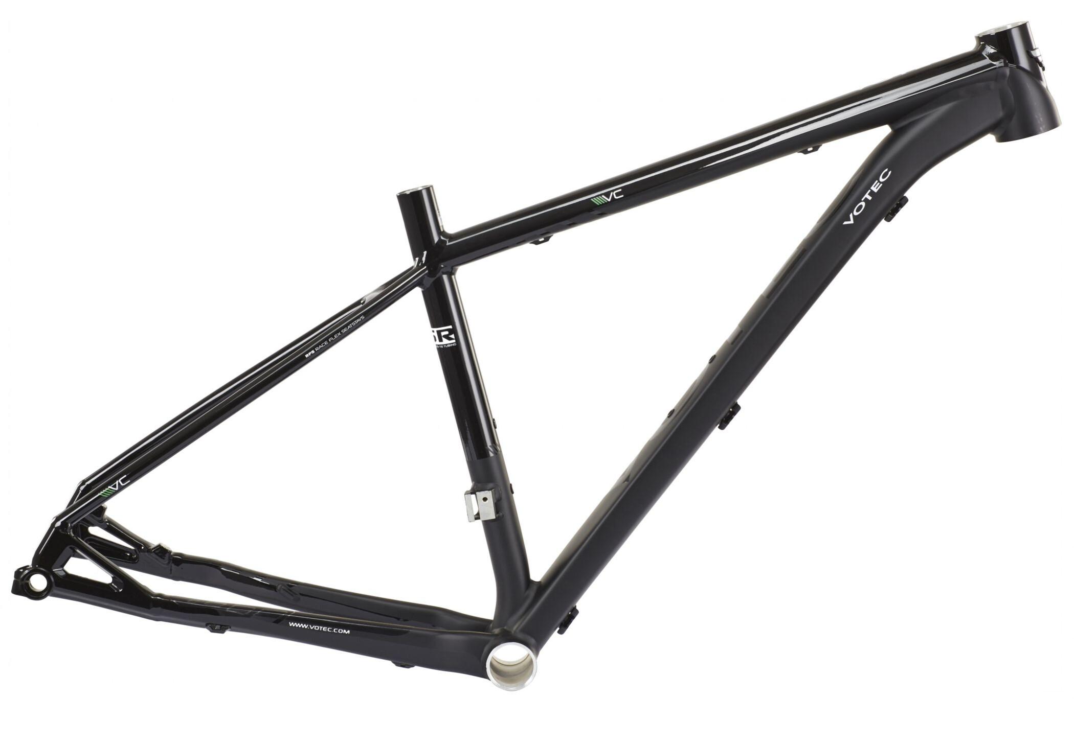 VOTEC VC Set de Cuadro MTB Rígida 29 - negro anonizado | Bikester.es
